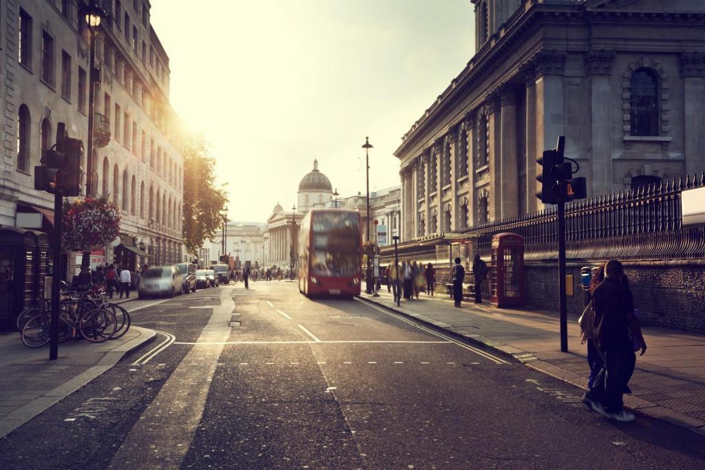 Hotels Near Abbey Road Studios