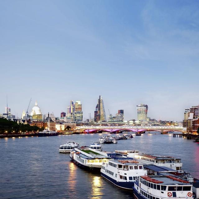 Bootsfahrt auf der Themse bis Greenwich