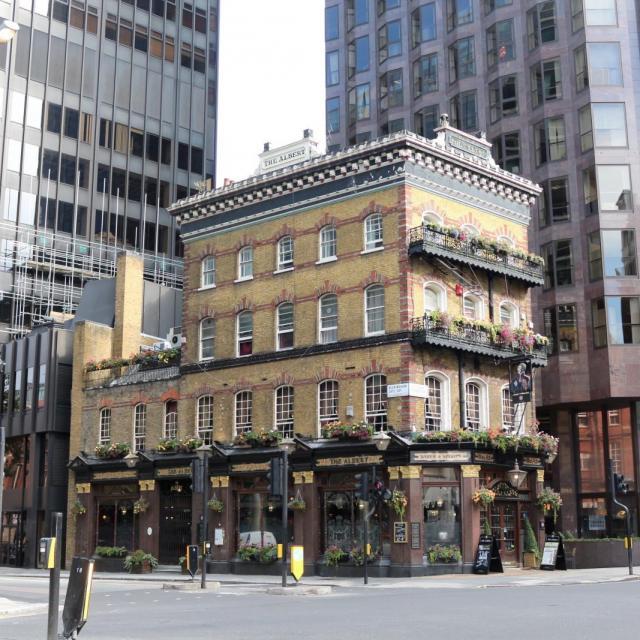 Die besten Pubs in London