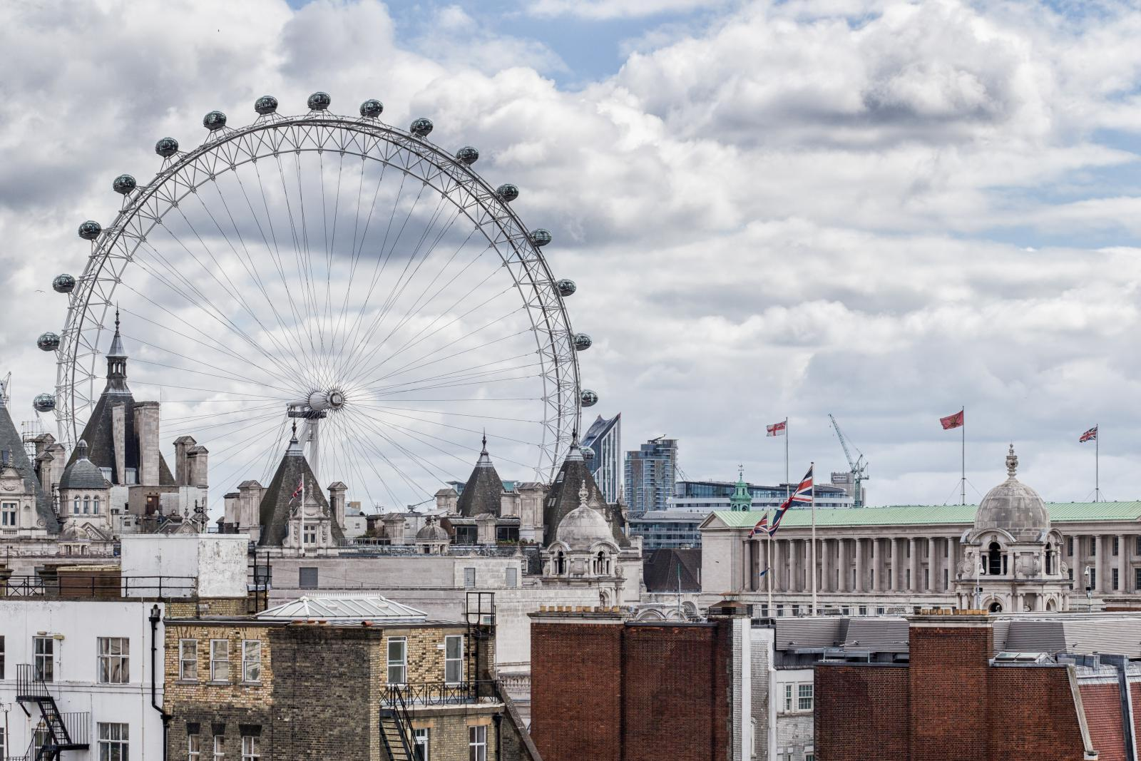 London Eye Adresse