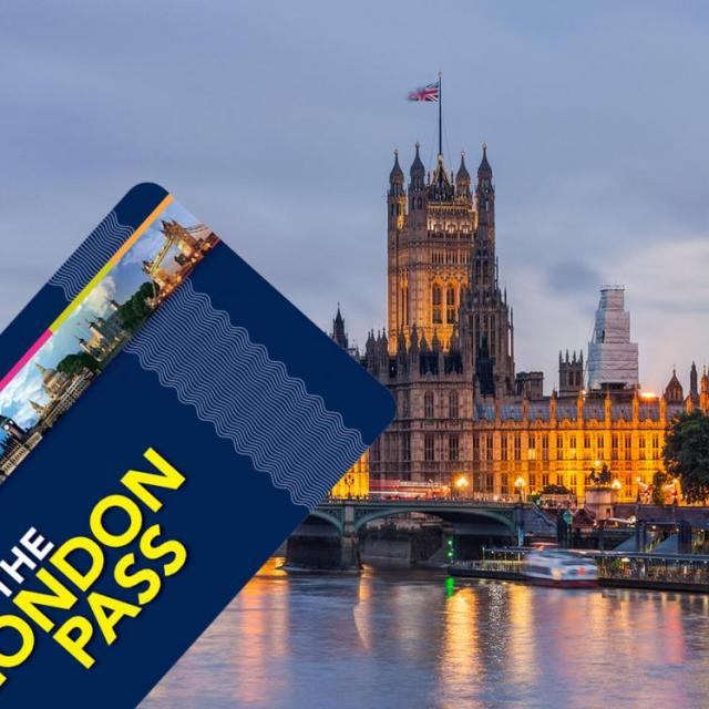 London Pass mit Oyster Travelcard London