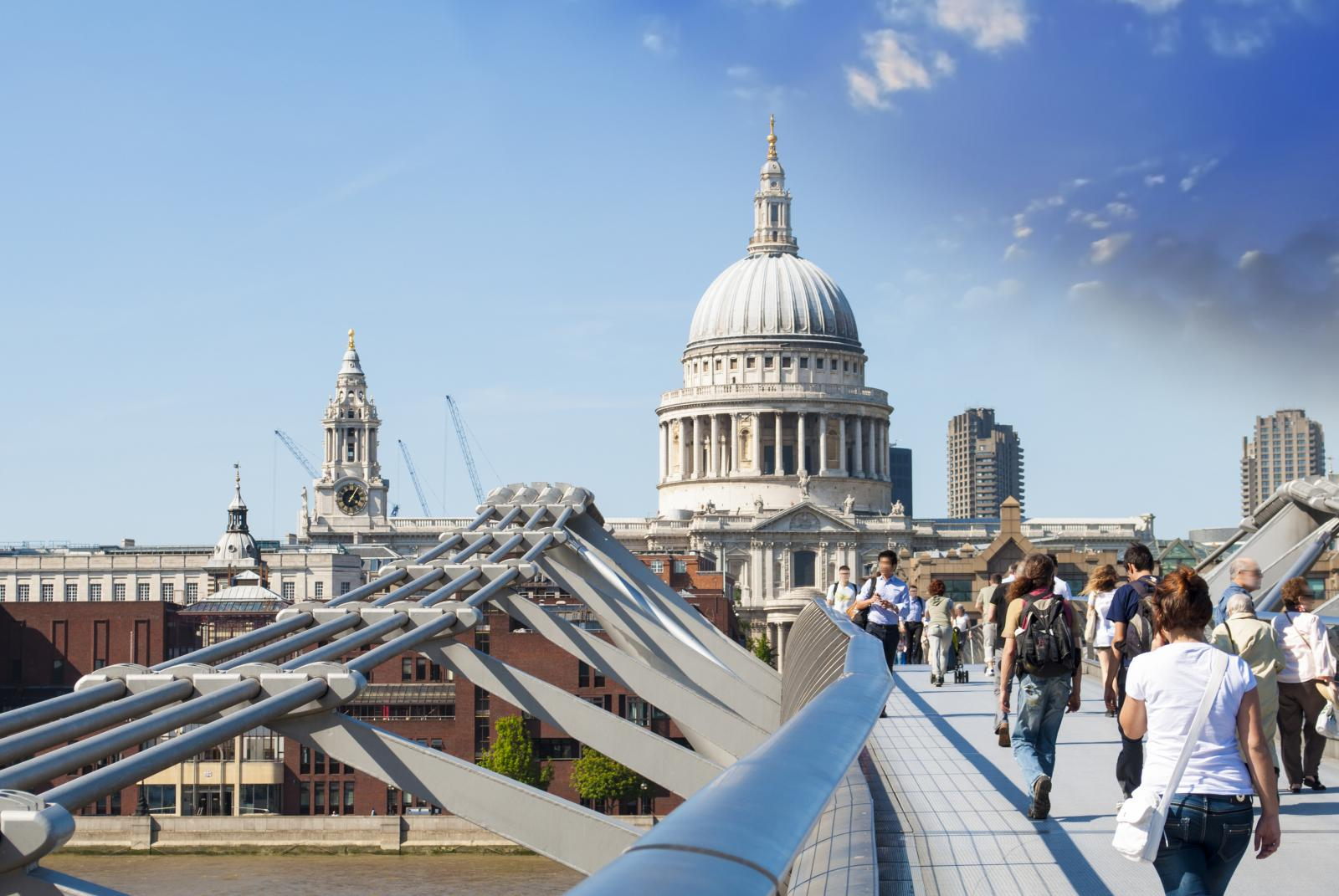City of London – St Paul's Cathedral