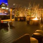 Rooftop-Bar Golden Bee