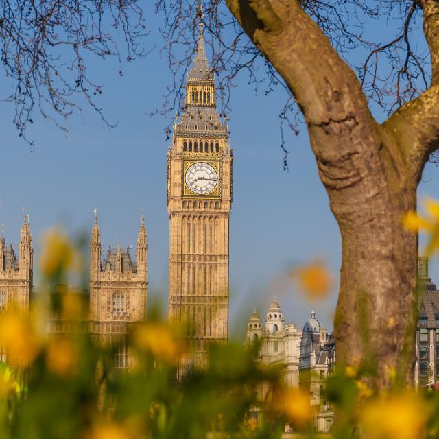 Die beste Reisezeit – London zu allen Jahreszeiten