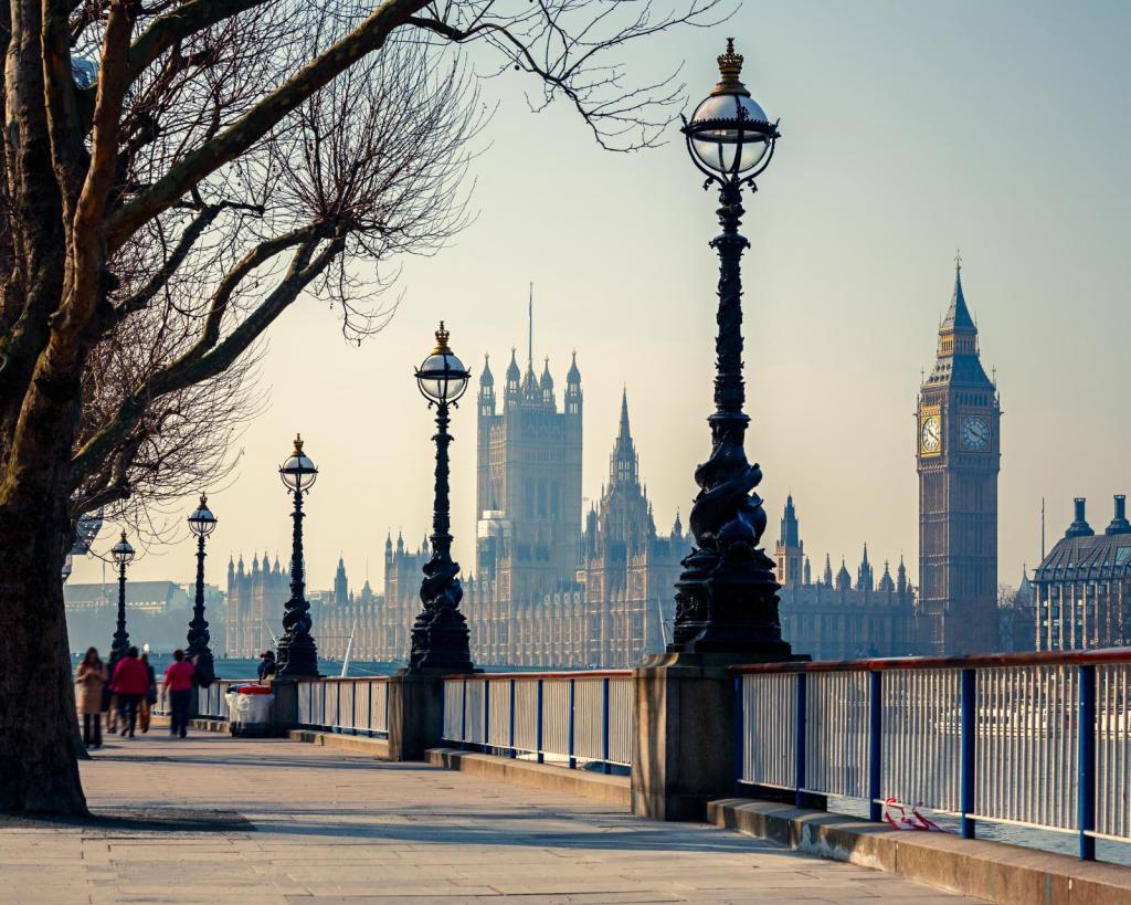 Christliche Ereignisse London