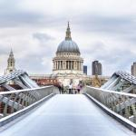 Die St. Paul's Cathedral in London