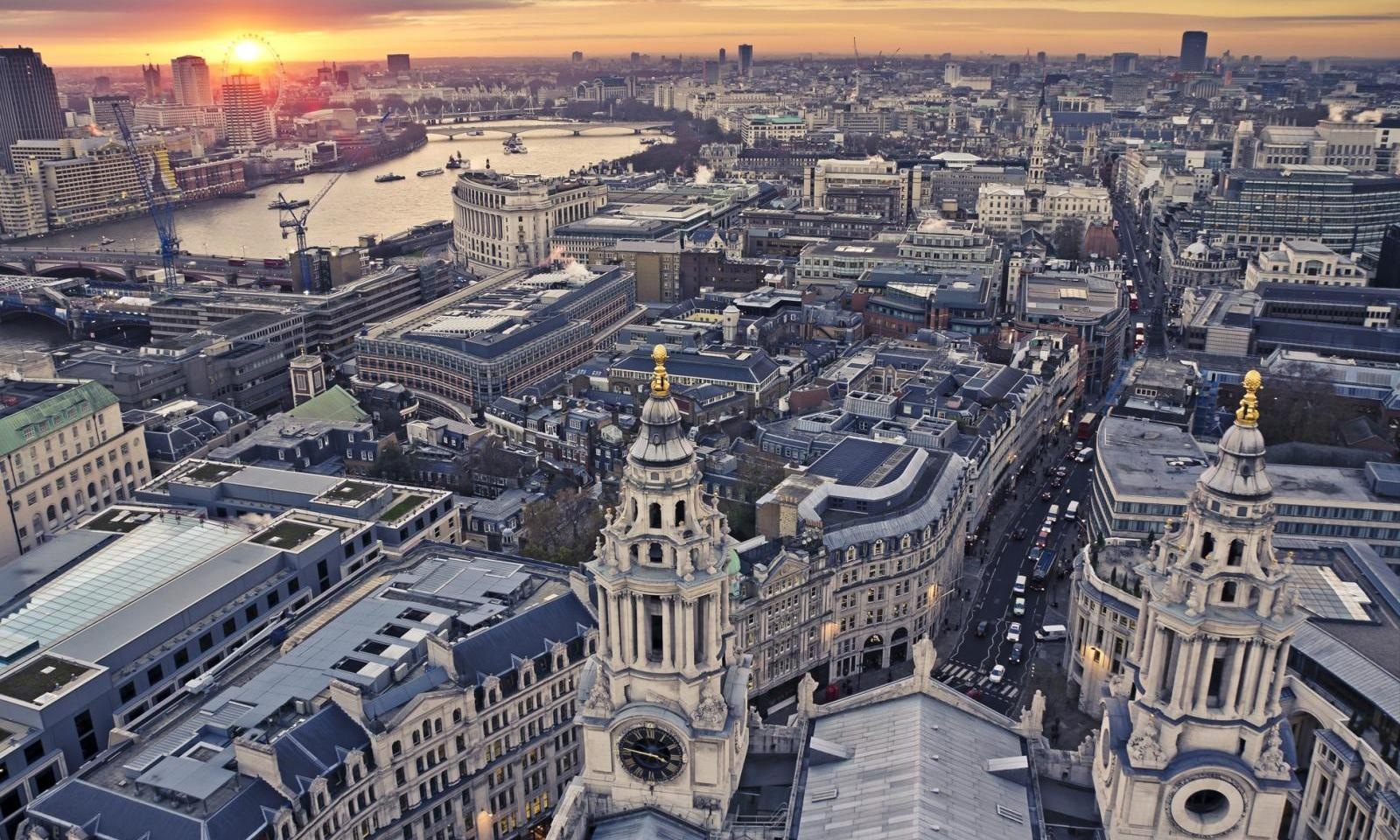 ▷ City of London – Der komplette Insider-Guide mit Karte ...