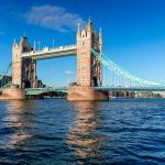 Die Tower Bridge in London –  das Wahrzeichen über der Themse