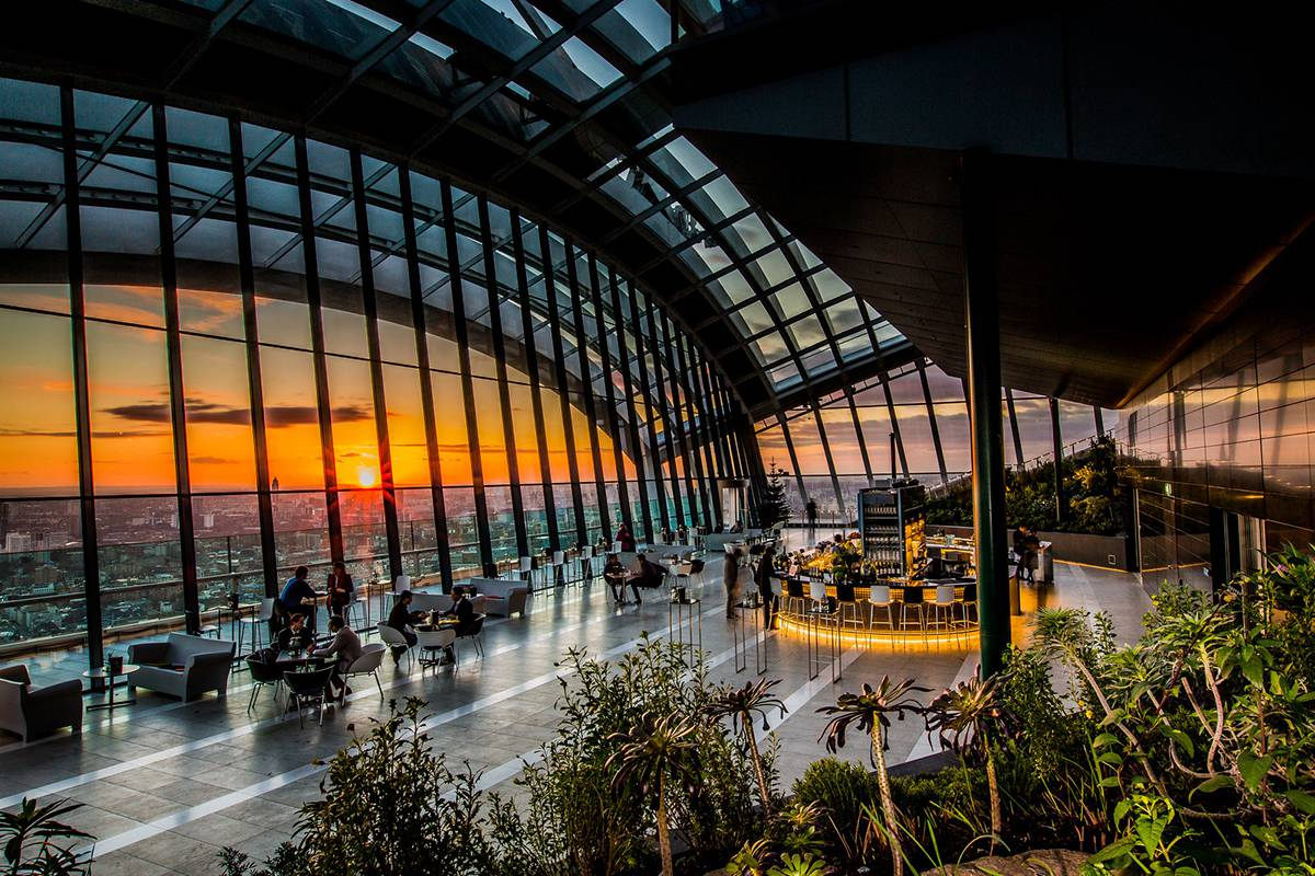 Sky Garden London 01