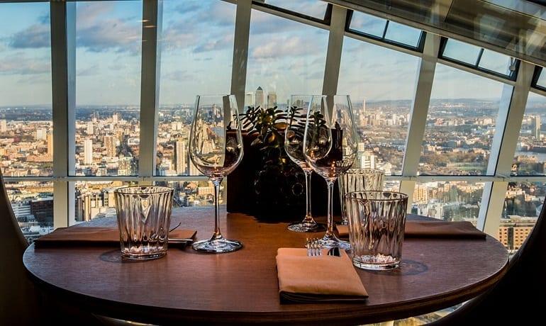 Unsere liebsten Rooftop-Bars London