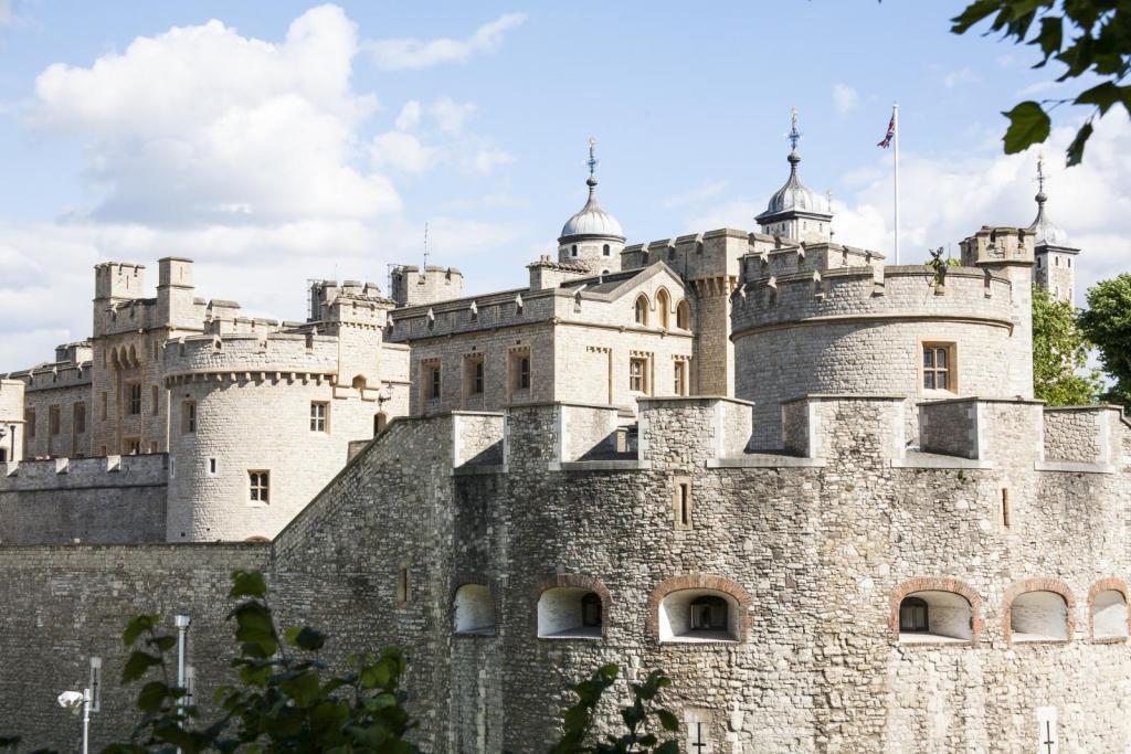 Tower of London eine der weltweit berühmtesten Festungen