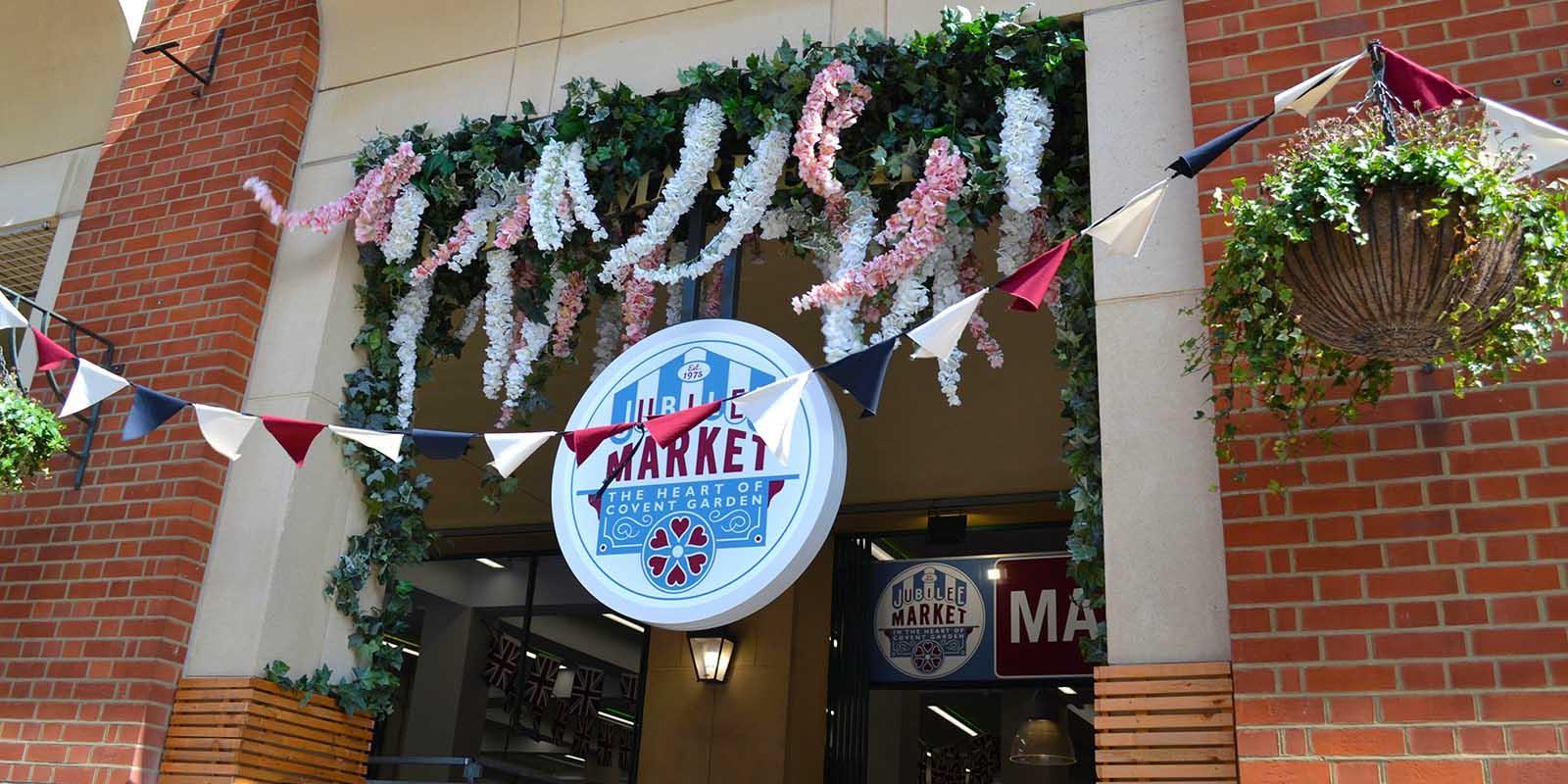 covent garden market in london ☆ shopping, essen
