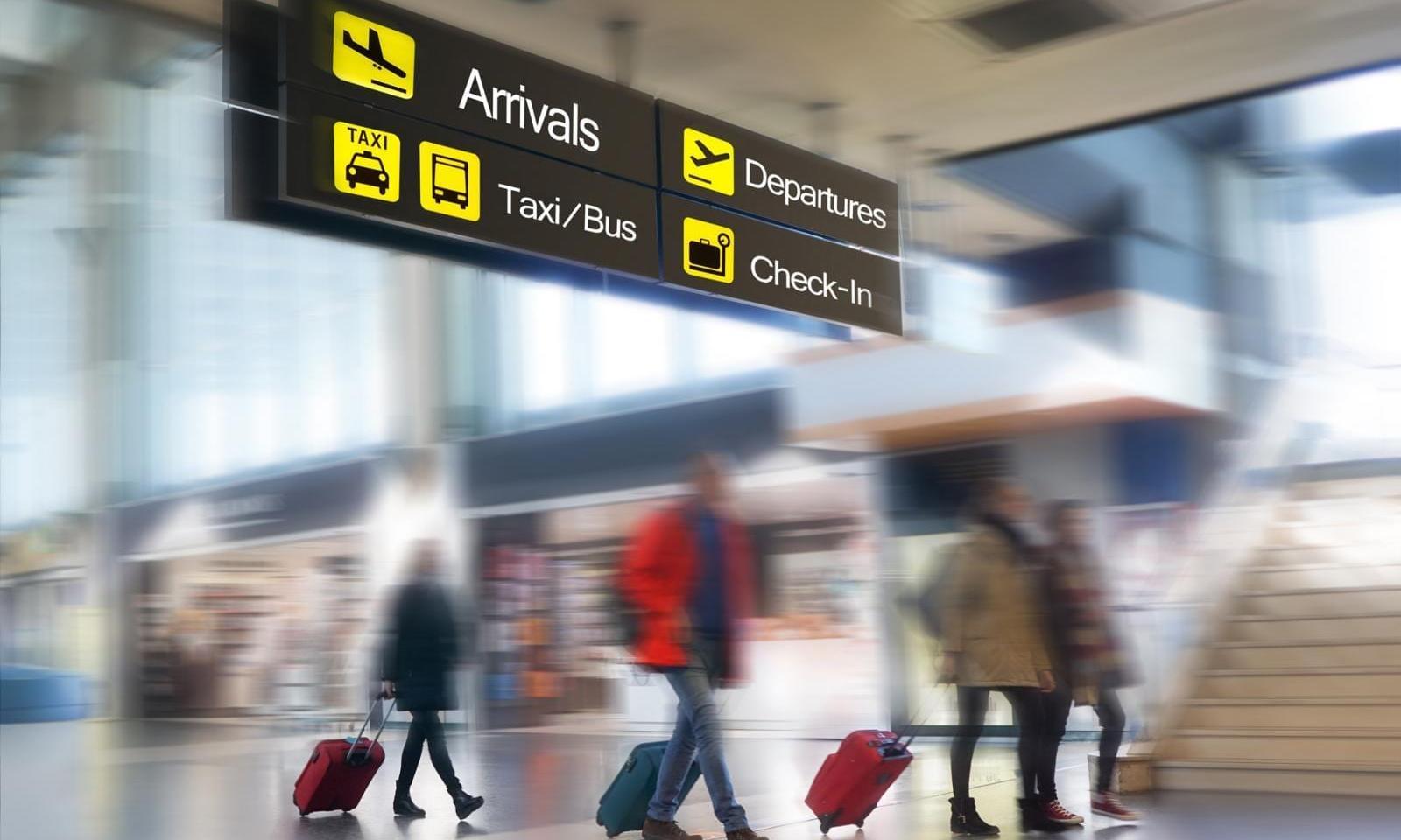 Transfer Vom Flughafen Stansted Nach London Stn Alle