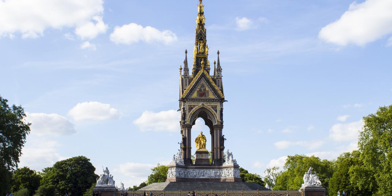 Das Royal Albert Memorial
