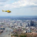 Helikopterflug über London