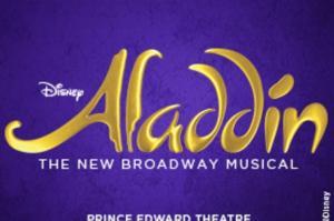 Das Aladdin Musical in London