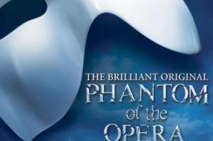 Das Phantom der Oper Musical in London