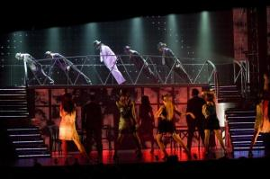 Michael Jacksons Thriller als live Musical in London