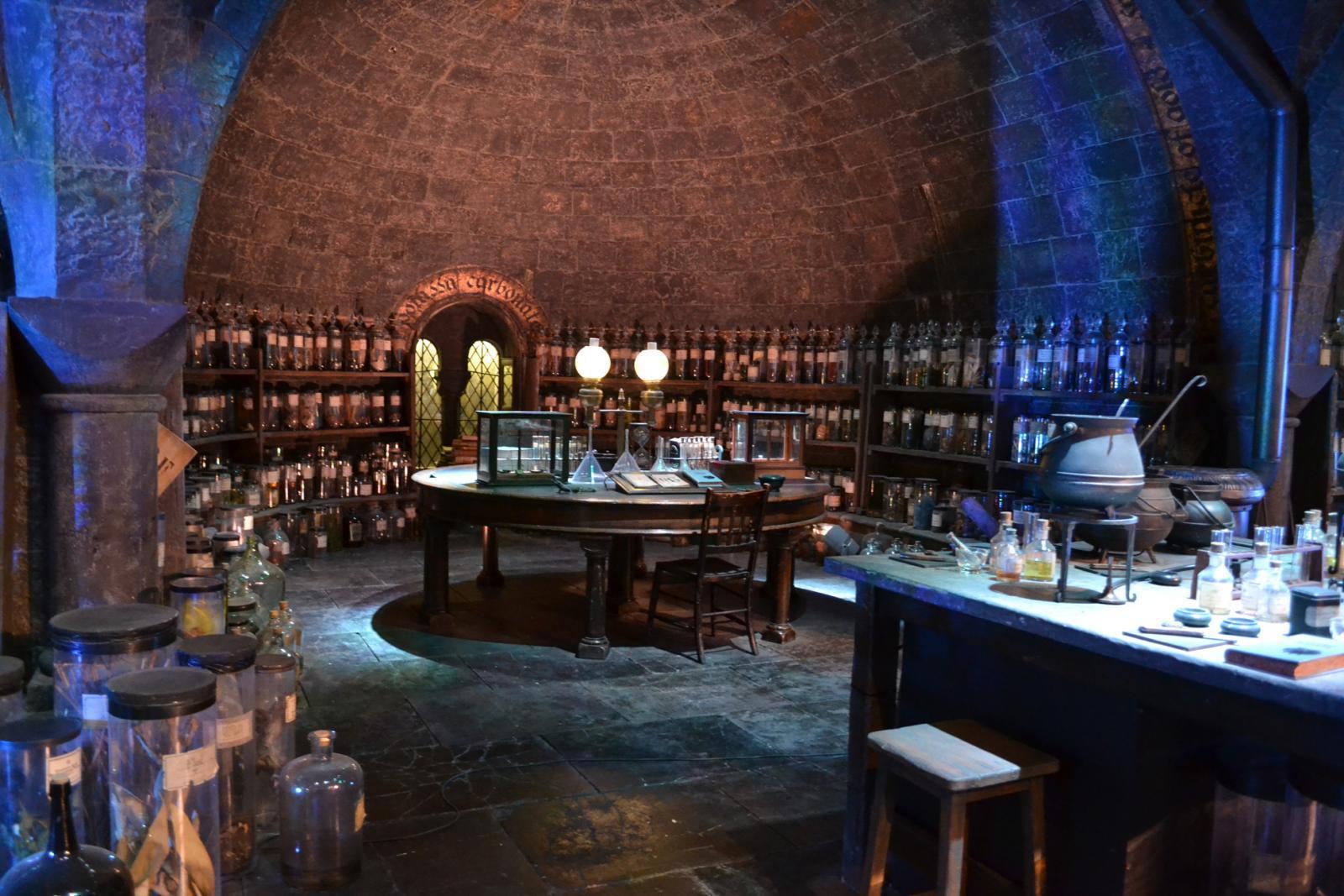 Harry Potter Studios Tour London Shop