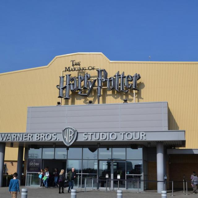 Besucht die einzigartigen Harry Potter Studios in London