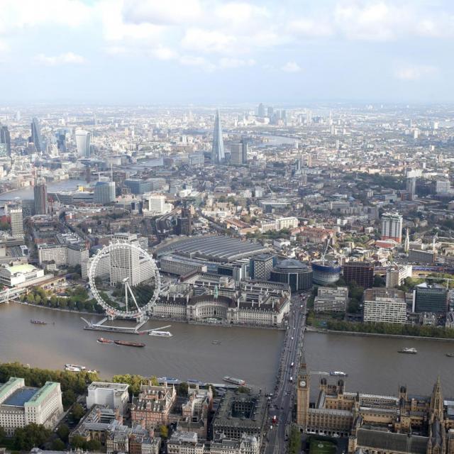 Unser Bankside & South Bank London Guide