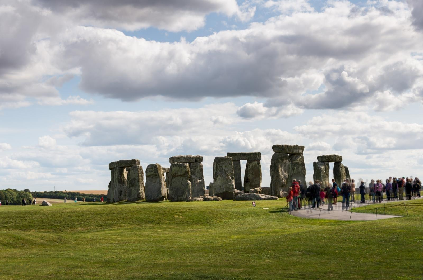 Tagesausflug Stonehenge
