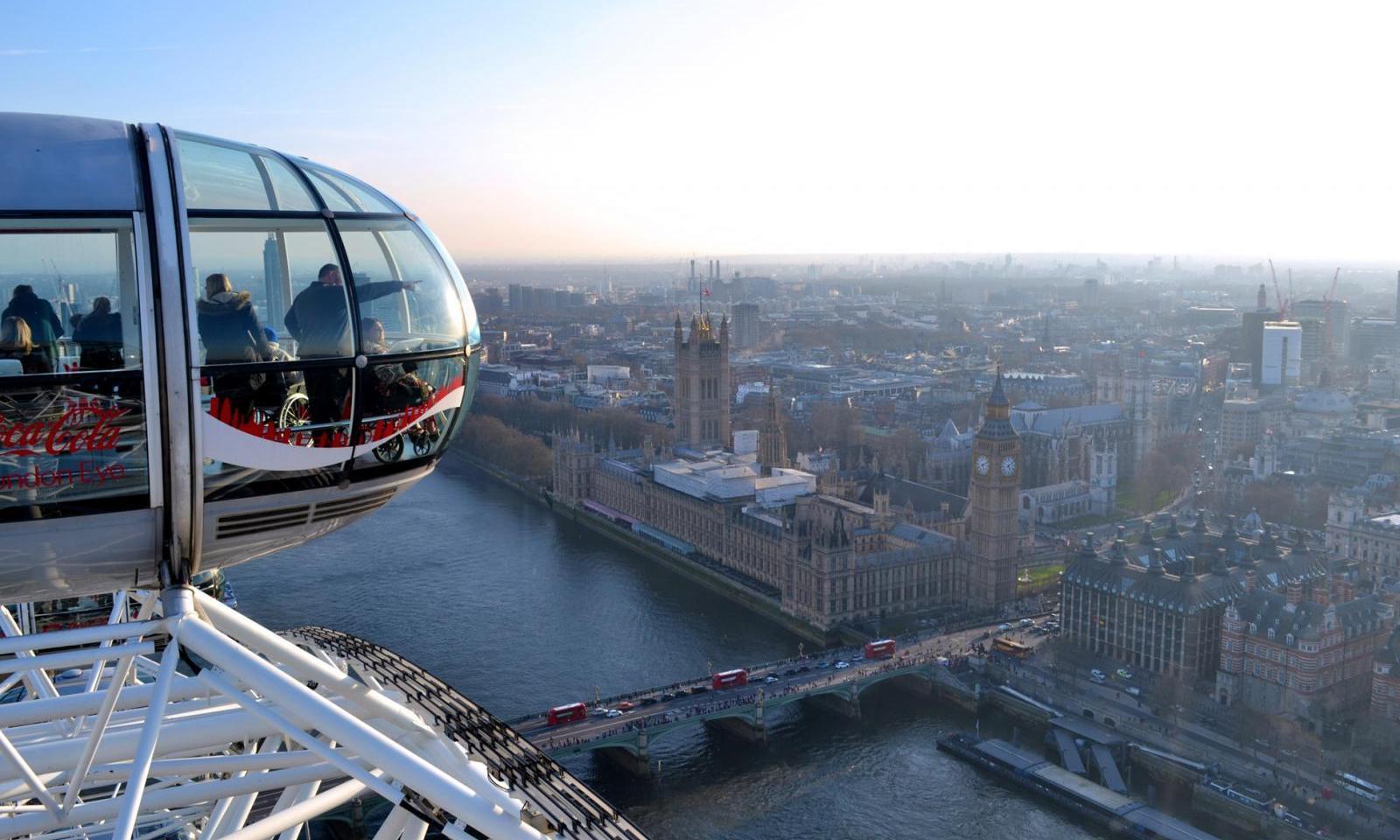 London Eye Restaurants