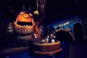 Chessington World of Adventures Resort Tour ab London
