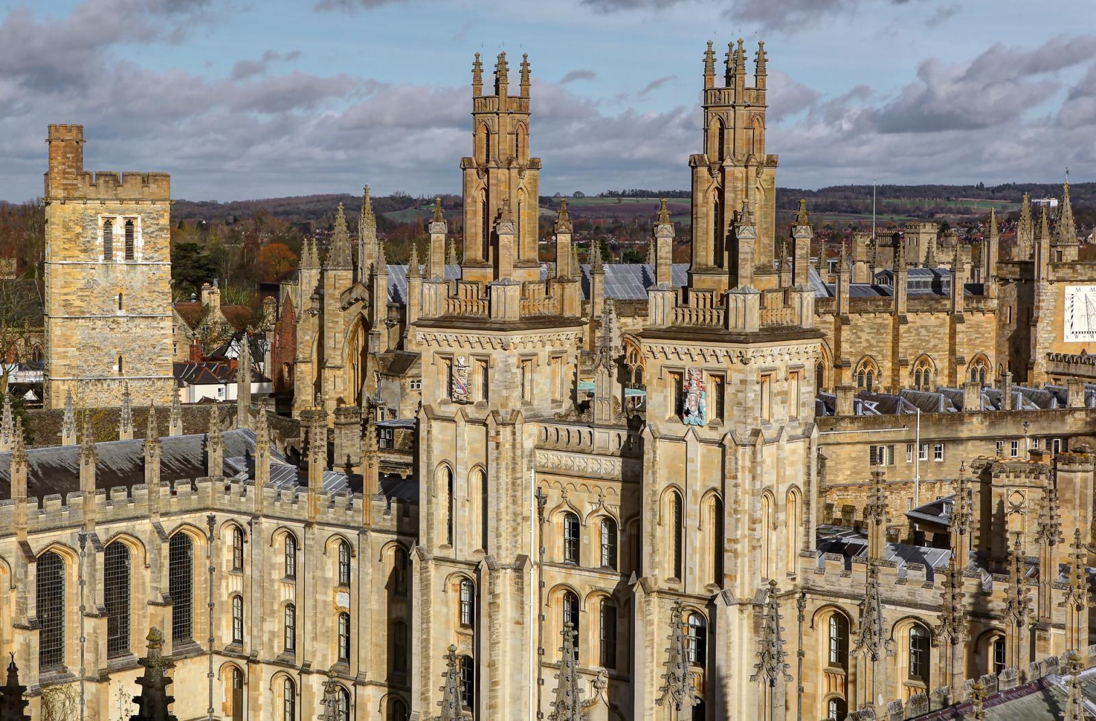 Tagesausflug nach Oxford