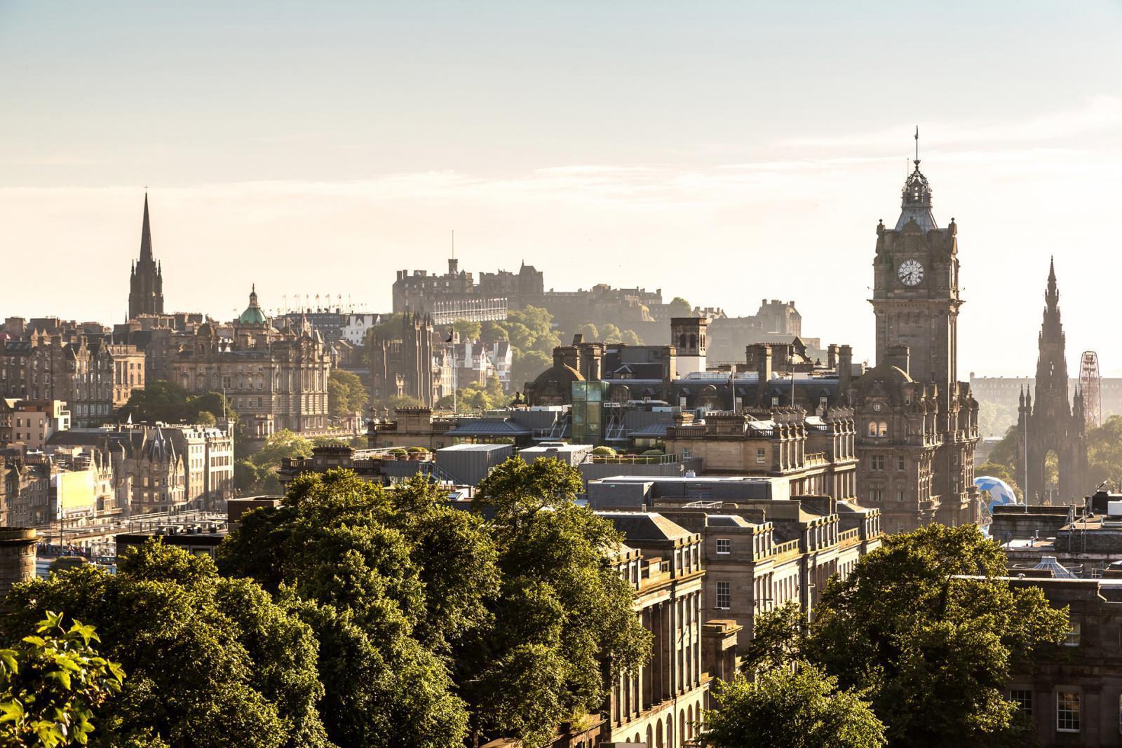 Tour ab London nach Edinburgh und Loch Ness