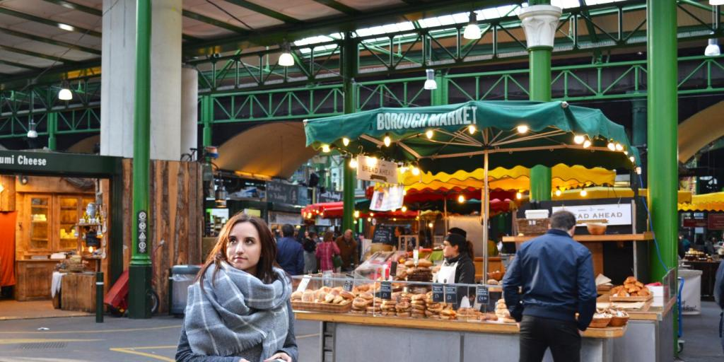 5 Tage in London Borough Market