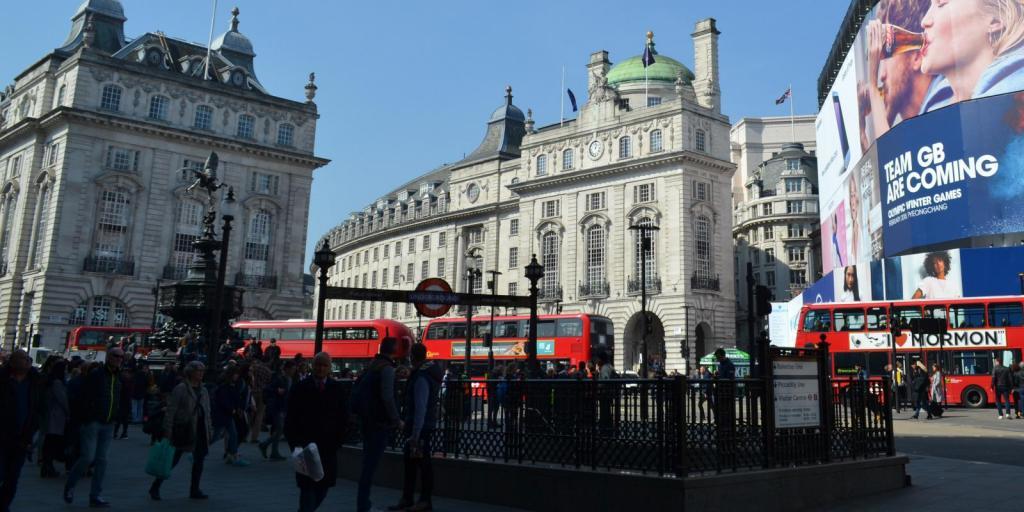 5 Tage London Tour