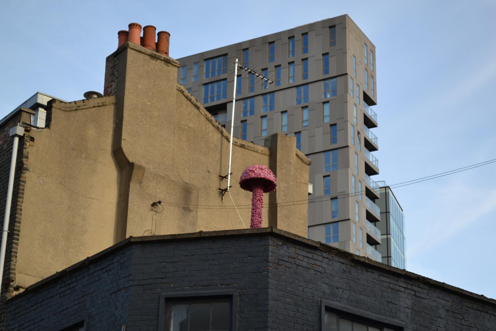 Christiaan Nagel Streetart in der Brick Lane in London