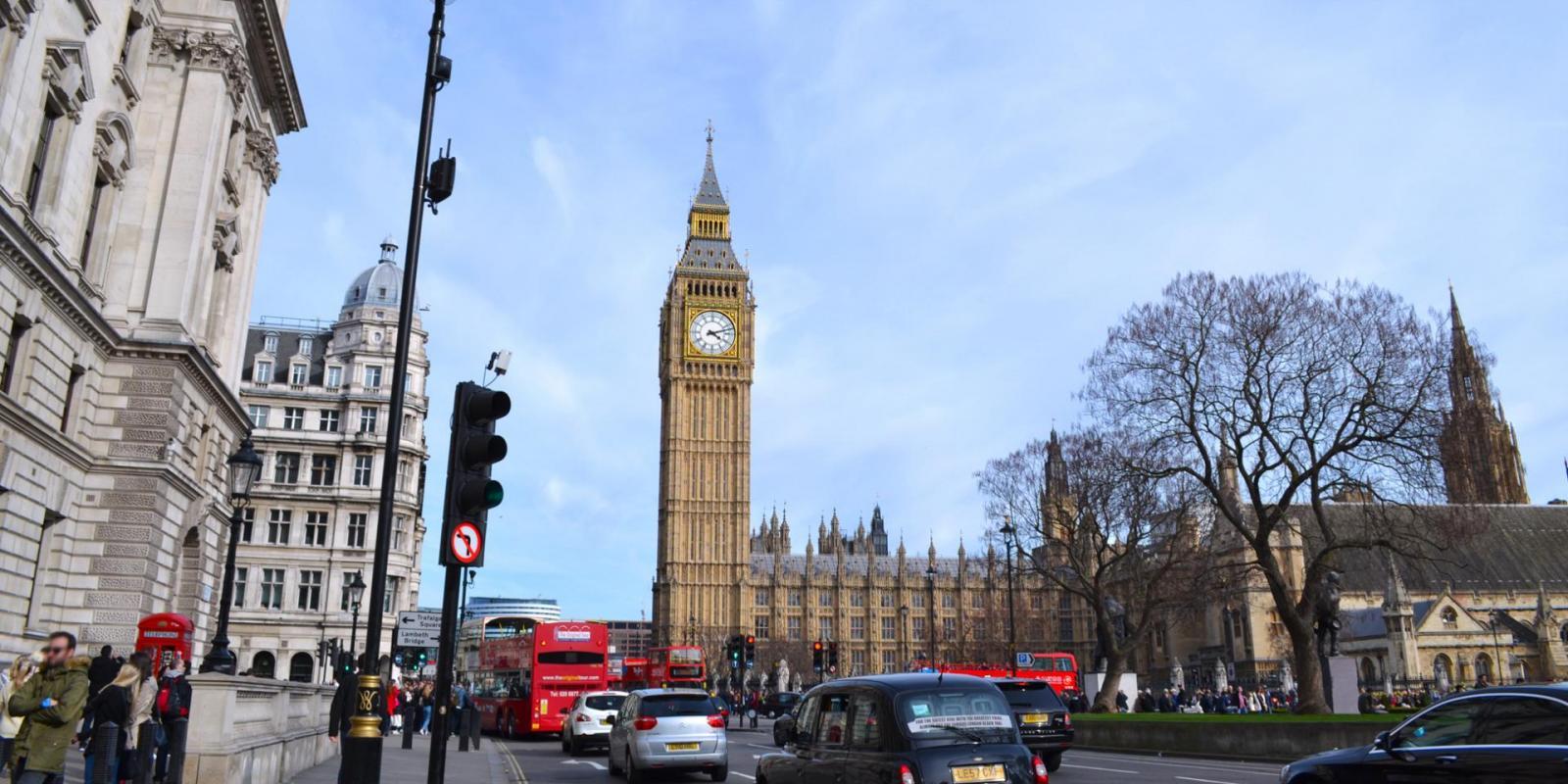 London in 3 Tagen