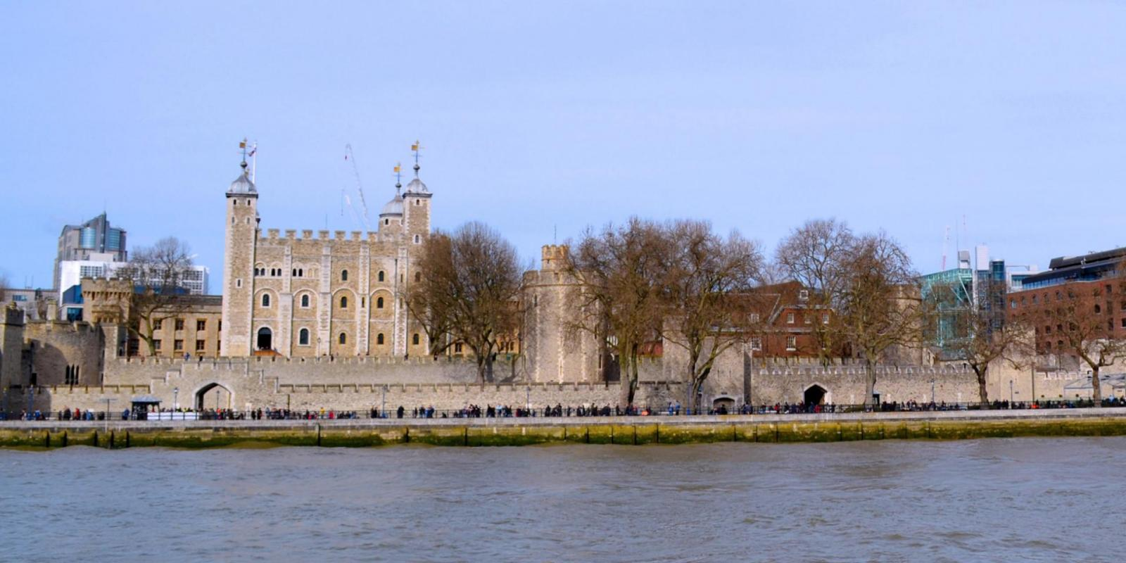 Drei Tage London Tower of London
