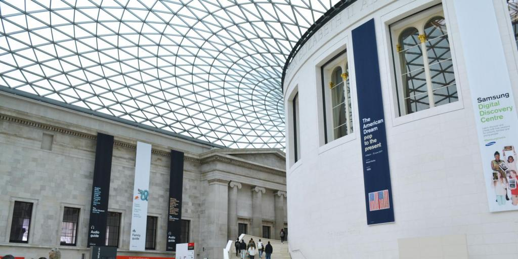 London in 5 Tagen British Museum