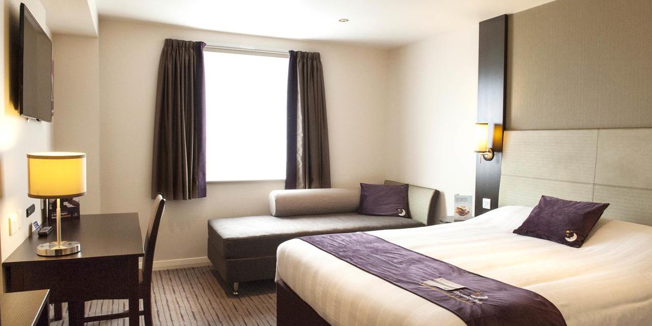 South Bank London - Premier Inn Southwark