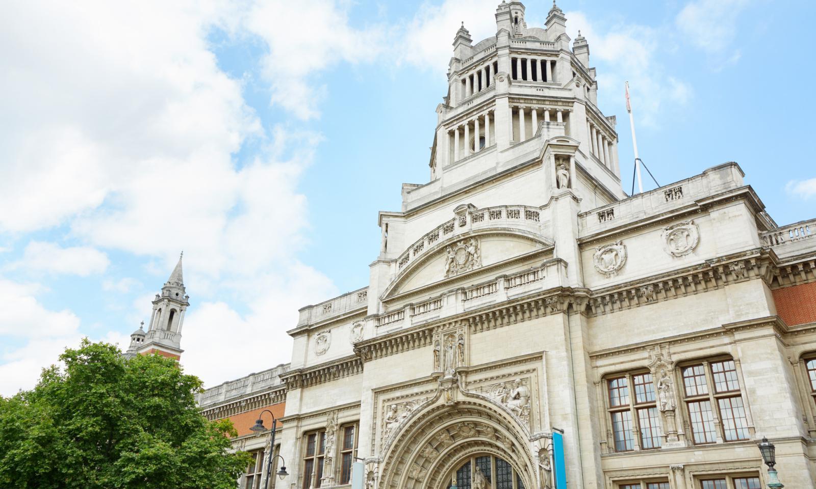 Das Victoria & Albert Museum