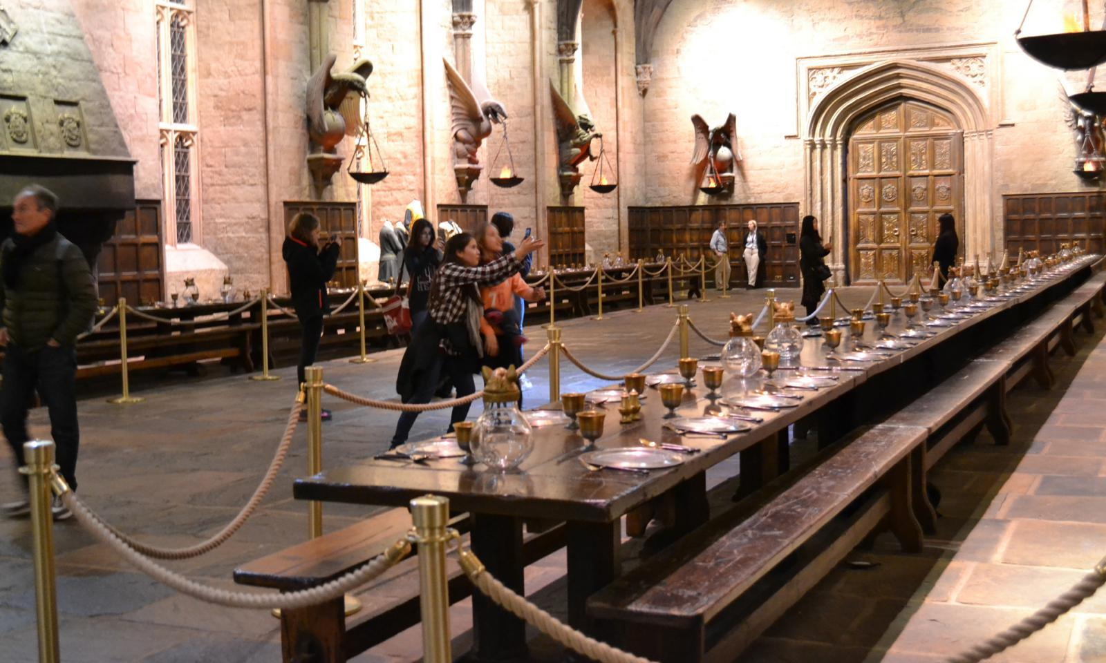 Harry Potter London Große Halle