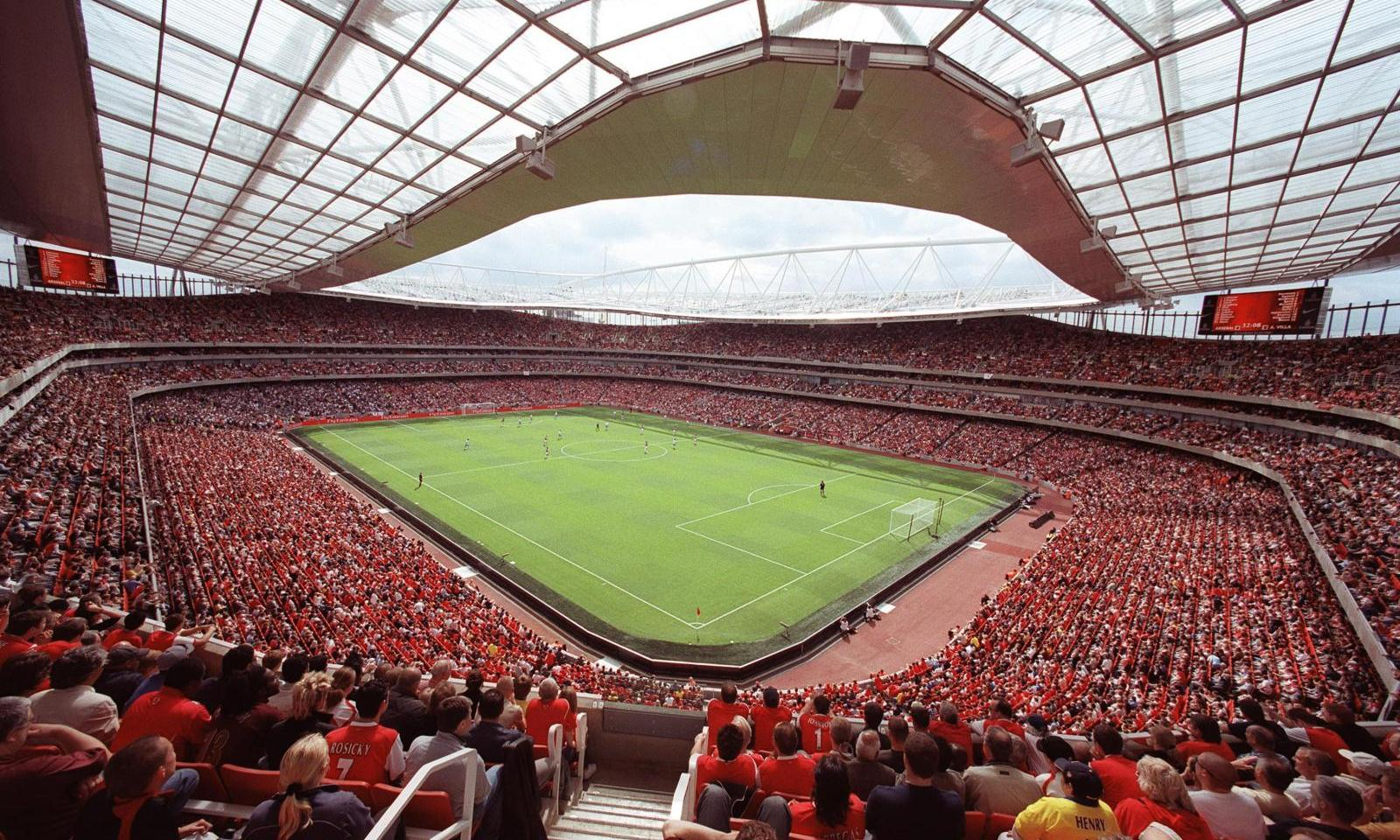 Fc Arsenal Stadion