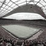 Auf einen Besuch in den Fußballstadien von London
