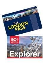 Der London Pass und der Explorer Pass
