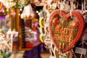 Weihnachtsmarkt in London