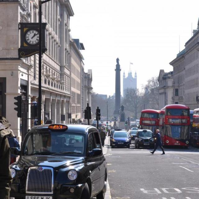 3 Tage London – Die komplette Reiseroute