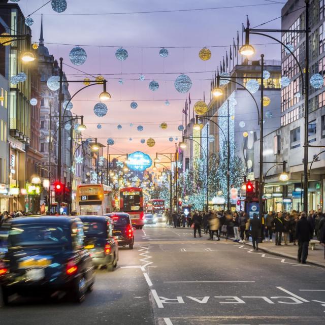 An Weihnachten in London – Aktivitäten für Heiligabend, den ersten und zweiten Weihnachtstag