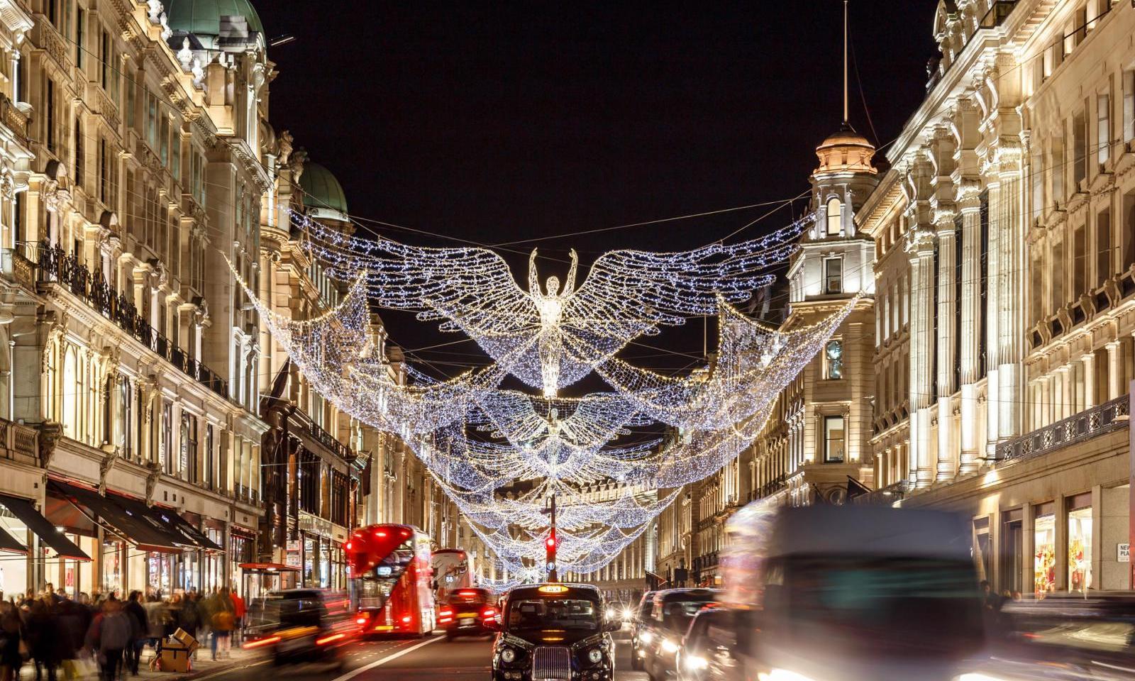 Wann Macht Man Die Weihnachtsbeleuchtung An.Was Kann Man Vor Und An Weihnachten In London Machen