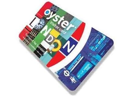 Oyster Card oder Travelcard