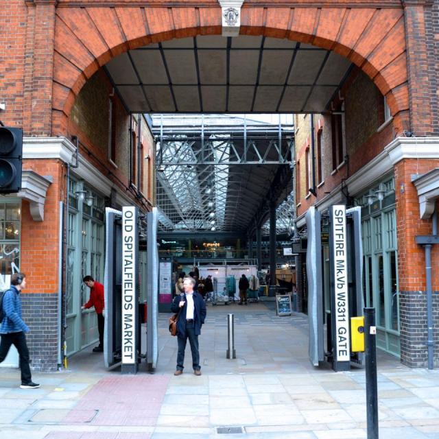 Der Old Spitalfields Market