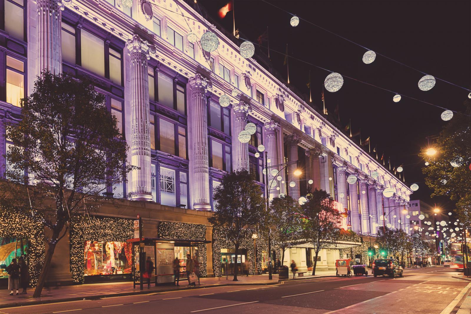 einkaufen in london