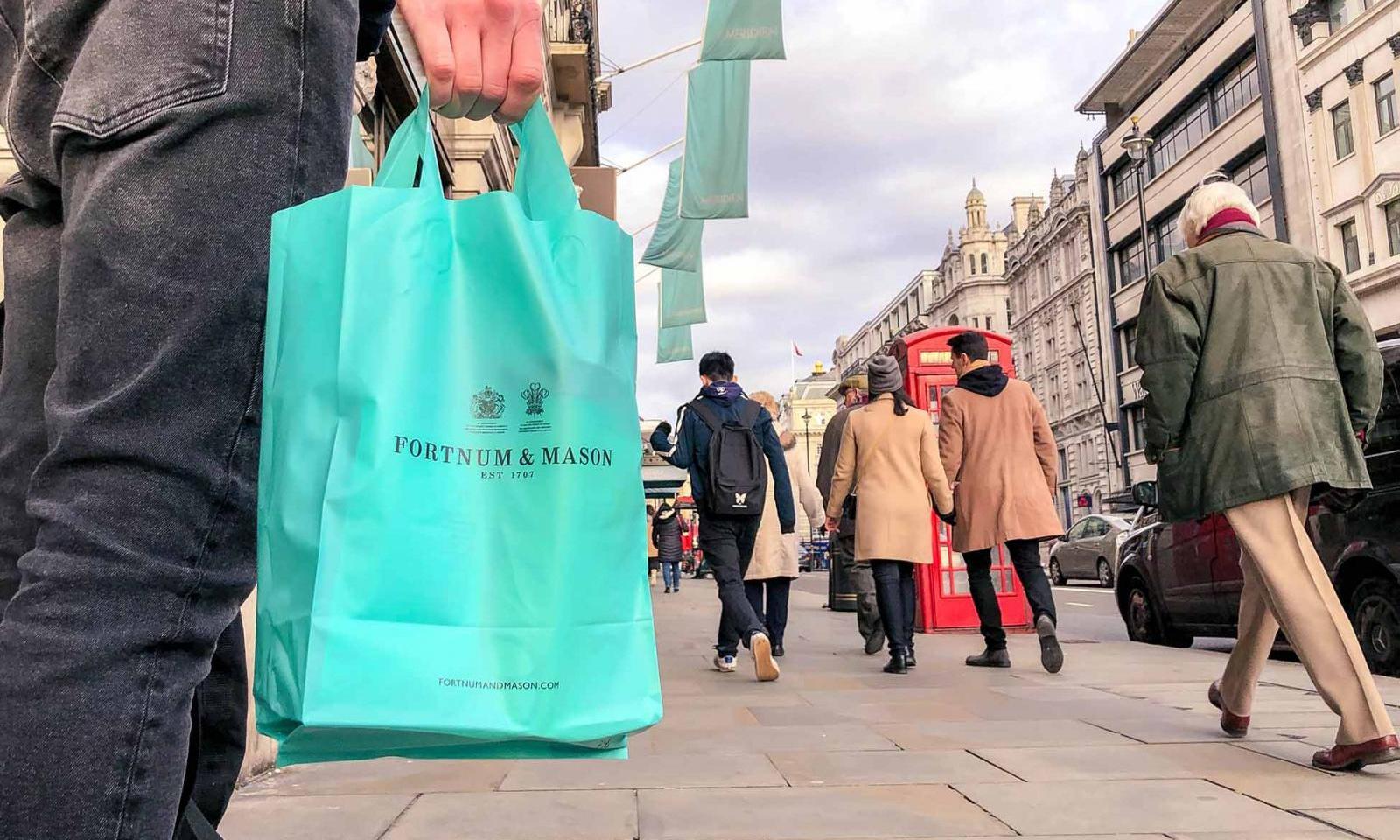 detailed look 8561f 3360f Shoppen in London - Die besten Spots für's London Shopping